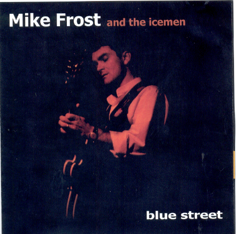 Blue Street Cd cover