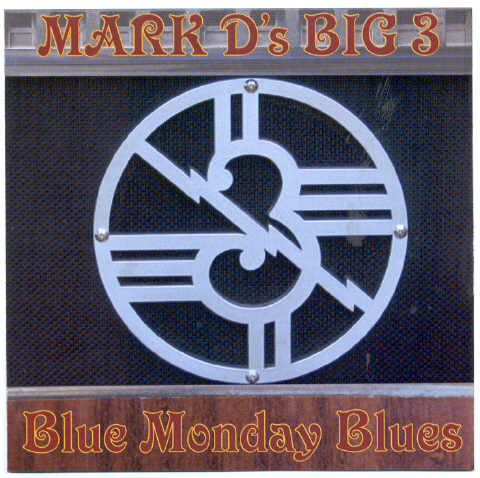 Blue Monday CD cover